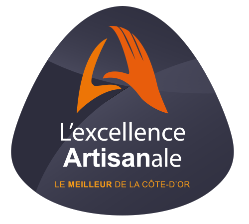 logo excellence artisanale label des charpentiers montbardois