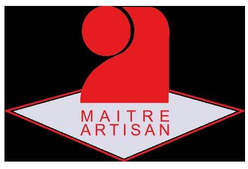 logo maître artisan pour les charpentiers montbardois à montbard